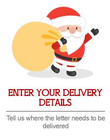 enter your delivery details